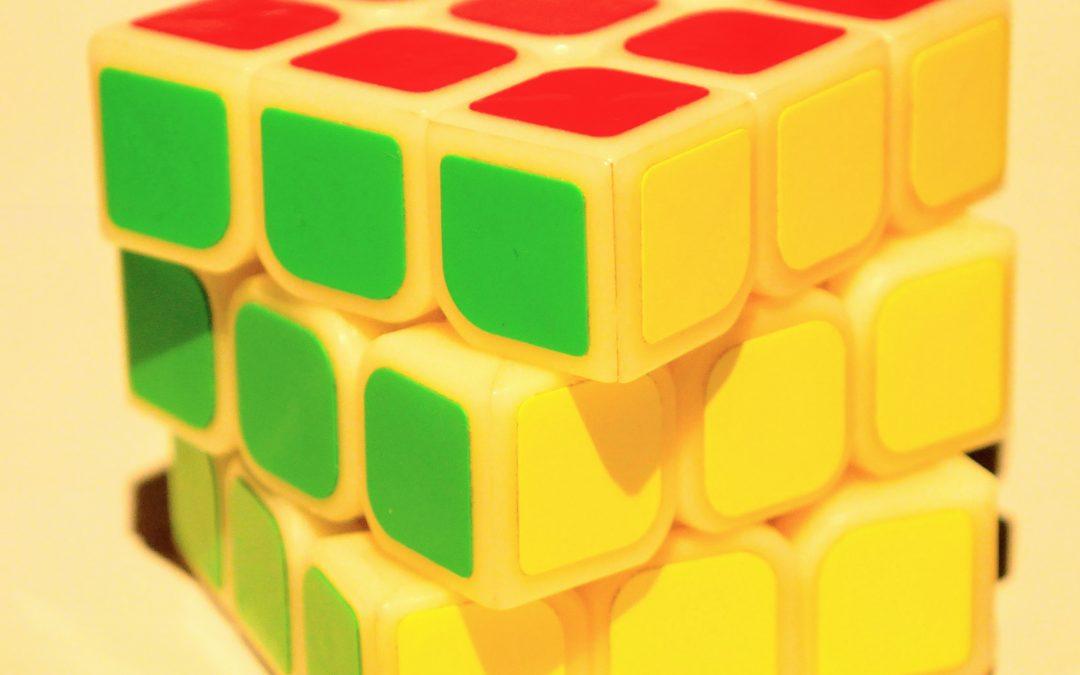 Кубик Рубика: второе дыхание