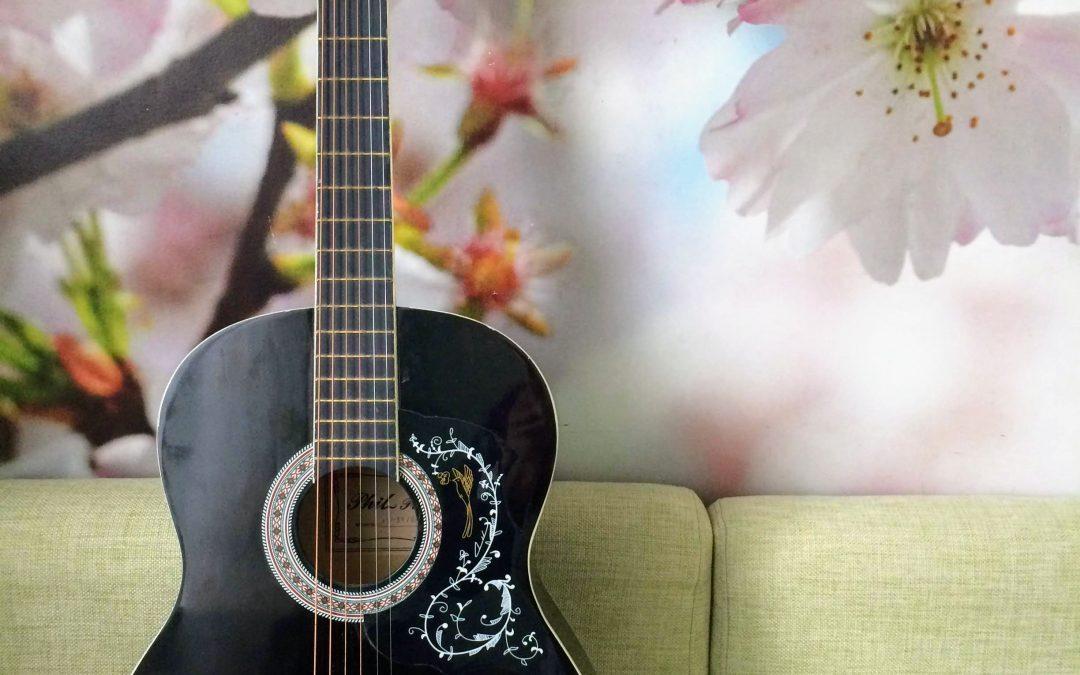 Гитара на ночь: семейная традиция